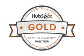 logo partner gold Hubspot