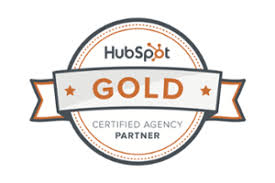 logo partner gold Hubspot